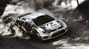 Rally Car Wallpaper 4k
