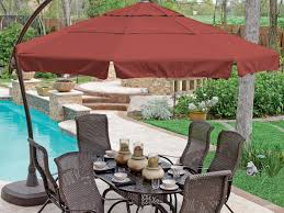Outdoor dining sets with umbrella Metal Outdoor And Patio Furniture Grills And Accessories Umbrellas Hayneedle Chair King Backyard Store