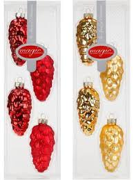 Inge Glas Magic By Inge Christbaumschmuck Magic Traditionell 8 Teilig Rot Goldfarben Im Heine Online Shop Kaufen