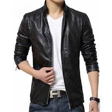 hugme fashion genuine leather jacket motorcycle men s jacket style jk54