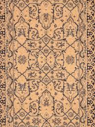 royale beige navy wool rug 2 10 x 5 3