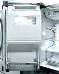 kitchen aid icemakers ice makers ice makers under cabinet ice maker refrigerator review reviewed com ice