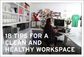 fresh clean workspace home. A Clean And Healthy Office: 18 Things To Do Right Now Fresh Workspace Home T