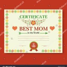 Award Certificate Template Vector Copy Kids Summer Camp Diploma Or ...