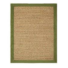 seagrass sage 5 ft x 7 ft indoor area rug