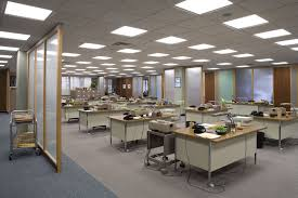 The SCDP Offices #Design #Retro #MadMen