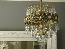 image of crystal chandelier replacement parts