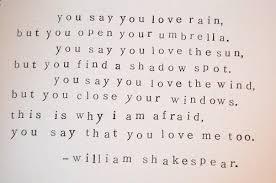 Shakespeare Quotes Love Cool William Shakespeare Quote
