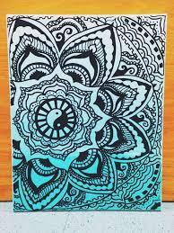 items similar to mandala canvas painting on