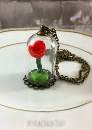 diy beauty and the beast recipes crafts jewelry and more