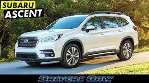 2020 Subaru Ascent Subaru S Biggest Midsize Suv Youtube