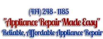appliance repair milwaukee. Simple Repair Appliance Repair Services Milwaukee WI Washer And Dryer Service  WI Inside I