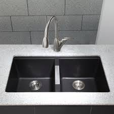 black kitchen sinks and faucets. Sink Clamps | How To Install A Kitchen Installing Drain Black Sinks And Faucets