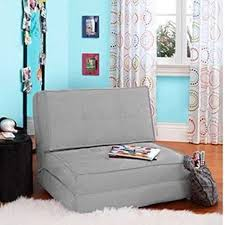 flip chair convertible sleeper dorm