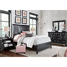 Belmar Black Pc Queen Bedroom Queen Bedroom Sets Black