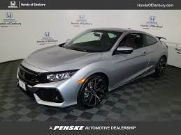 New Honda Civic Coupe at Honda of Danbury Serving Putnam County ...