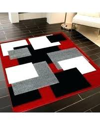 blue and red area rug modern modern red rug amazing red black gray area rug rugs