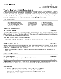 Air Traffic Controller Resume Examples .