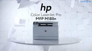 Обзор <b>МФУ HP Color LaserJet</b> PRO MFP M180n в 4K - YouTube