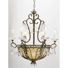 kitchen endearing lighting chandelier 4 marvellous ceiling lights dark brown iron chandeliers with white lamp