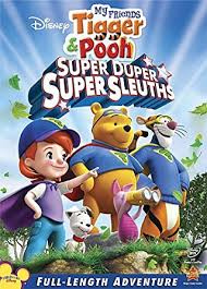 tigger and pooh. Wonderful Tigger My Friends Tigger U0026 Pooh Super Duper Sleuths With And Pooh