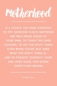 Best Thing About Being A Mom Quotes
