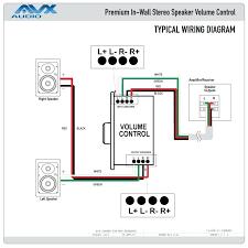 outdoor wall speakers volume control wiring diagram within speaker best uk in