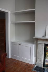 cupboard floating shelves uk alcove shelves 6