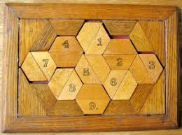 Wooden Othello Board Game Twoplayer Games The Big Game Hunter 80