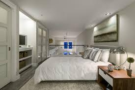 Inside the suites at Q Lofts