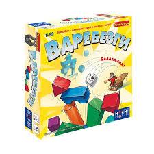 <b>Настольная игра Bondibon</b>, <b>Вдребезги</b>, ВОХ 29,5x29,5x7см, арт ...