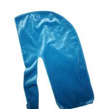 Light Blue Velvet Durag