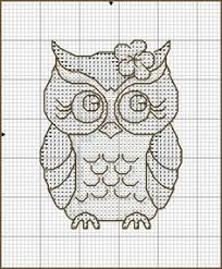 Owl Cross Stitch Pattern Magnificent 48 Best CrossStitch Owls Images On Pinterest Embroidery Patterns