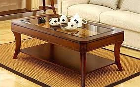 wooden end tables with glass tops viptaxiinfo coffee table designs with glass top modern coffee table