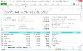 Income And Expense Template Income Expenditure Spreadsheet Template Personal Monthly Budget