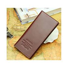 luxury men women leather wallet gift gifts brown