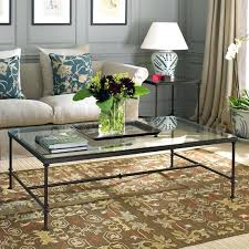 iron glass coffee table glass iron coffee table 3 glass and pewter finish metal frame coffee