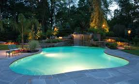 beautiful backyard pools. Delighful Beautiful Amazing Backyard With Pool And Waterfall Throughout Beautiful Pools Rilane