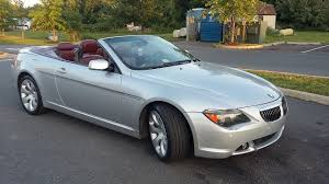Coupe Series bmw 645 convertible : 2005 BMW 645Ci Convertible for sale near Winchester, Virginia ...