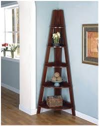 office corner shelf. C800233 Mahogany Color Home Office 5-Tier Corner Shelf   New $299 SALE $236.25 Friends Discounted Price $177.19 E