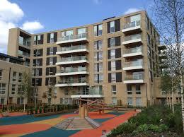 Hallsville Quarter Regeneration Scheme In East London Bpp