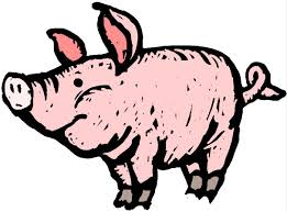 Image result for pigs clipart