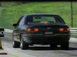 1996 Chevrolet Impala SS Jon Moss Concept Test Drive