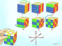 Rubik's Cube Patterns 3x3 Unique 48 Best Rubix Cube Images On Pinterest Cubes Patterns And Puzzles