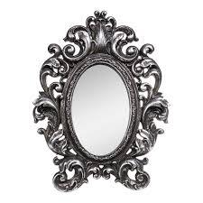 mirror. Alchemy Gothic Victorian Mirror (Silver)