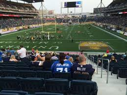 Investors Group Field Section 140 Home Of Winnipeg Blue