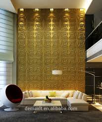 luxury wood wall panel suppliers and luxurious design paintable tiles ceramic decor panels modern manufacturers brass