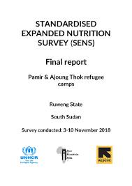 Document - UNHCR South Sudan_ <b>Jam Jang</b> refugee ...