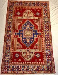 canle shield medallion rug