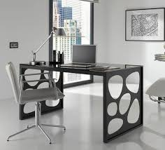 contemporary glass office. Modern Glass Office Desk Furniture Pinterest Pertaining To Admirable Contemporary C